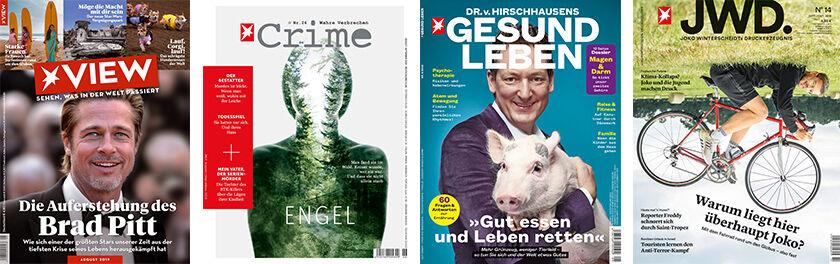 'Weitere stern-Magazine: VIEW