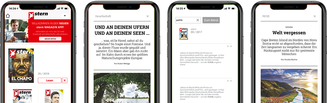 stern App