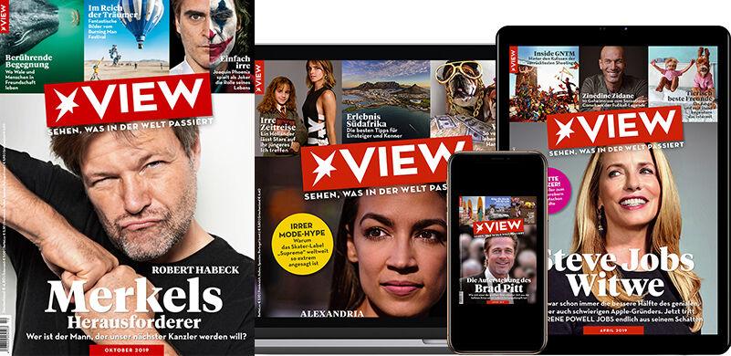 'VIEW im Print-