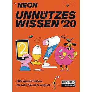 Buch NEON Unnützes Wissen