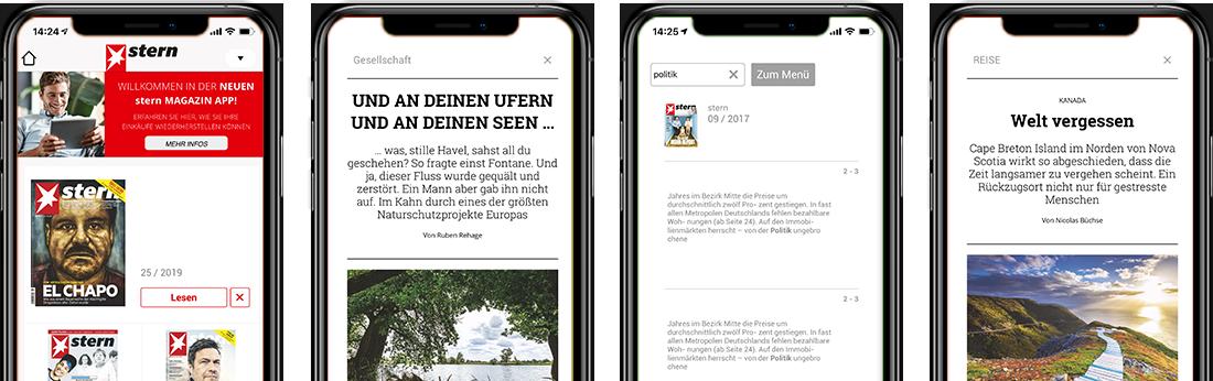 stern-App