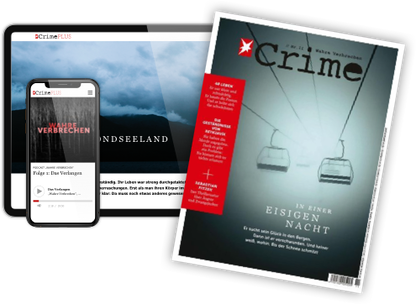 STERN CRIME PLUS - Print und Digital
