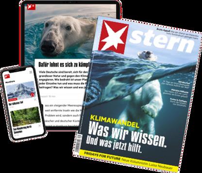 STERN PLUS - Print und Digital