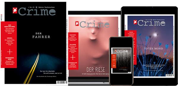 'STERN CRIME im Print-